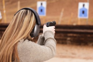 firearms training for women